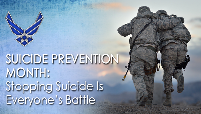 Suicide Prevention Month: Stopping suicide is everyone's battle